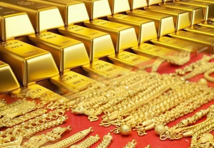 ทองเยอะมาก